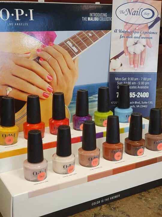 Photos from The Nail Shop's post